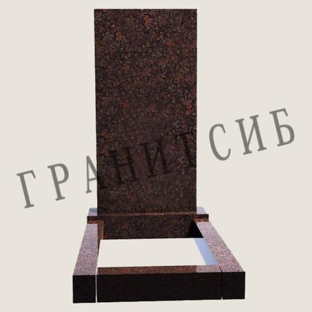Памятники на могилу в новосибирске купить Ваза. Лезниковский гранит Дубровка (14 линия)